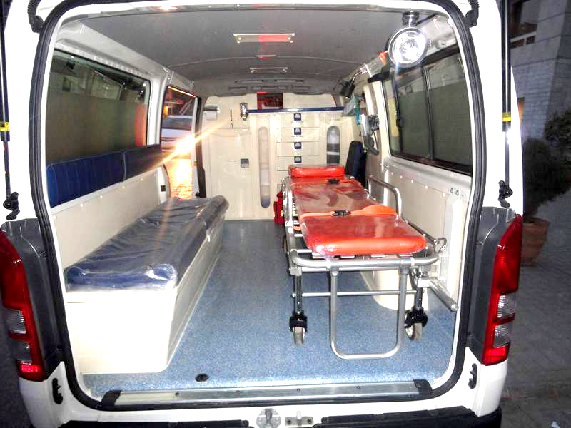 Maroof Ambulance